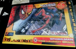 Spiderman Web Launch Game-Sealed - $24.00
