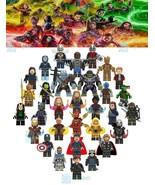 31Pcs Collection Marvel Avengers Endgame Superhero Army Iron Man Minifig... - $54.99
