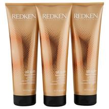 Redken All Soft Heavy Cream Super Treatment 3 Ct 8 oz / 250 ml  - $51.58