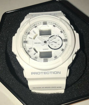 Casio G-Shock x Garbstore GA150 White Watch Wristwatch needs new battery - $108.90
