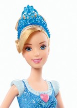2013 Disney Mattel Barbie Sparkling Princess Cinderella Doll NIB - $5.00