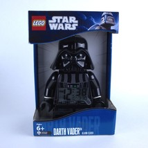 LEGO Star Wars | DARTH VADER Figure | Alarm Clock | MISB - $39.54