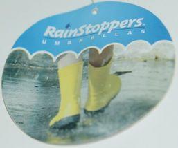 RainStoppers W104CHBRIDOT Multicolored Manual Open Umbrella Dots image 5