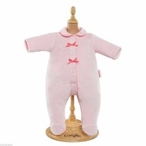 """COROLLE MON CLASSIQUE PINK PAJAMAS Baby Doll Outfit (Fits 17"""" Doll) Y5477-0"""