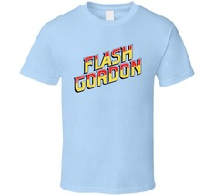 Flash Gordon Comic Classic Logo T Shirt - $18.49+