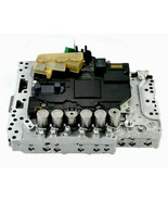 RE7R01A Transmission Valve Body Solenoids and TCM 2008-up  Infinity Q50 Q60 - $491.03