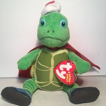 TY Beanie Baby TUCK the Turtle Nick Jr. Wonder Pets 6.5 inch New - $16.68
