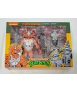 NEW SEALED NECA TMNT Triceraton Infantryman + Roadkill Rodney Action Fig... - $98.99