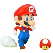 Super Mario 6 Inch Classic Skin Action Figure Nendoroid Series 473 Good Smile Co image 4