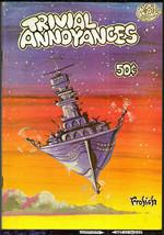 Trivial Annoyances, Big Muddy 1972 vintage Underground comix  - obo - $14.25