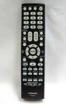 Toshiba CT-90302 Tv Remote *Missing Battery Cover* 42RV530, 52XF550U, 46RV525RM - $12.49