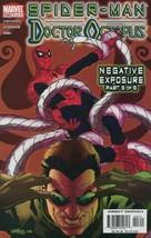 Doctor Octopus: Negative Exposure #3 NM 2004 Marvel Spider-Man Comic Book - $1.89