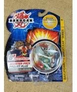 Bakugan Battle Brawlers Gray B2 booster pack paquet plus - $7.91