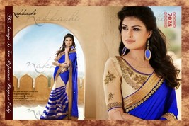 Bollywood Saree15 - $92.98