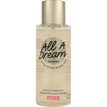 2-Victoria's Secret 'PINK' All A Dream Shimmer Mist New 236 ml/8 fl. oz. - $29.20