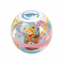 *(MIKI) MIKI first animal pattern ball chime baby gifts (free, multi (87)) - $43.74