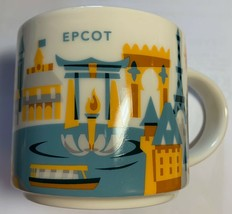 Starbucks Disney Parks Epcot 35 You Are Here Ceramic Coffee Mug 14oz - $34.75