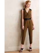NWT ANTHROPOLOGIE SANI LACE JUMPSUIT by LEIFSDOTTIR 8 - $104.99