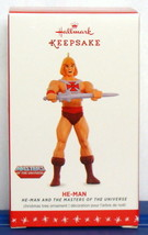 Hallmark 2016 He-Man Masters of the Universe Christmas Ornament Prince Adam - $82.90