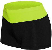 W Sport Women's Two Tone Work Out Fitness Stretch Gym Biker Shorts AP-4835 image 5