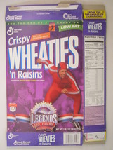 Mt Wheaties Box 1997 18oz Speed Skating Eric Heiden Winter Olympic [Z202a1] - $4.78