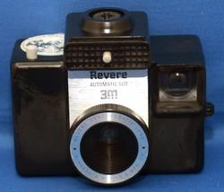 Revere Automatic 500 3M Vintage Film Camera Minnesota Mining & Mfg Co Usa As Is - $23.40