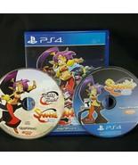 Shantae: Half-Genie Hero Risky Beats Edition Sony PS4 2 discs - $24.74