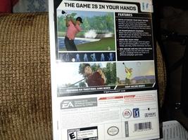 Nintendo Wii Tiget Woods PGA Tour 07 image 2