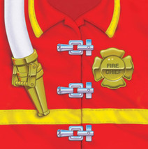 Firefighter Party Luncheon Napkins (16) - $6.53