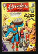 ADVENTURE COMICS #360 1967-MINING COVER-SUPERBOY-LEGION SUPER HEROES-VG - $27.74