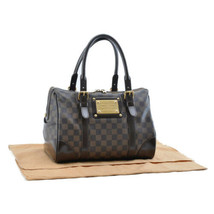LOUIS VUITTON Damier Ebene Berkeley Hand Bag N52000 LV Auth 8184 - $720.00