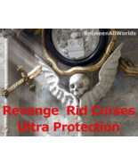 Black Magick Revenge Banish All Evil Curse And Ultra Protection + Wealth... - $149.35