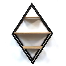 Diamond Shelf Wall Decor - $84.01