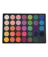 KARA Beauty Professional Makeup Palette ES02-35 color Bright & Matte Eye... - $19.99