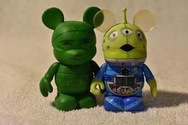 Disney Toy Story Vinylmations Lot Of 2 Robot Series - $27.99