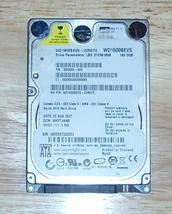 """Western Digital 2.5"""" 140GB Hard Drive - $20.00"""
