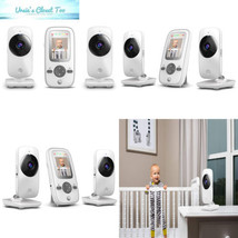 Motorola MBP481-2 2.4 GHz Digital Video Baby Monitor with 2-Inch Color... - $127.98