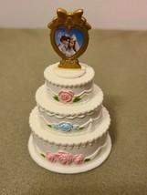 Barbie Repunzel 1995 Wedding Cake - $11.88