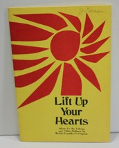 Lift Up Your Hearts Song Book Piano Vocal - $12.59