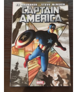 Captain America Volume 1 Hardcover Graphic Novel - $10.00