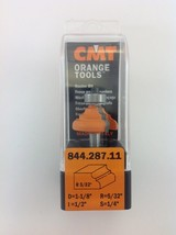 "CMT 844.287.11 Classical Ogee Router Bit, 1/4"" Shank,5/32"" Radius, Made in Italy - $31.14"
