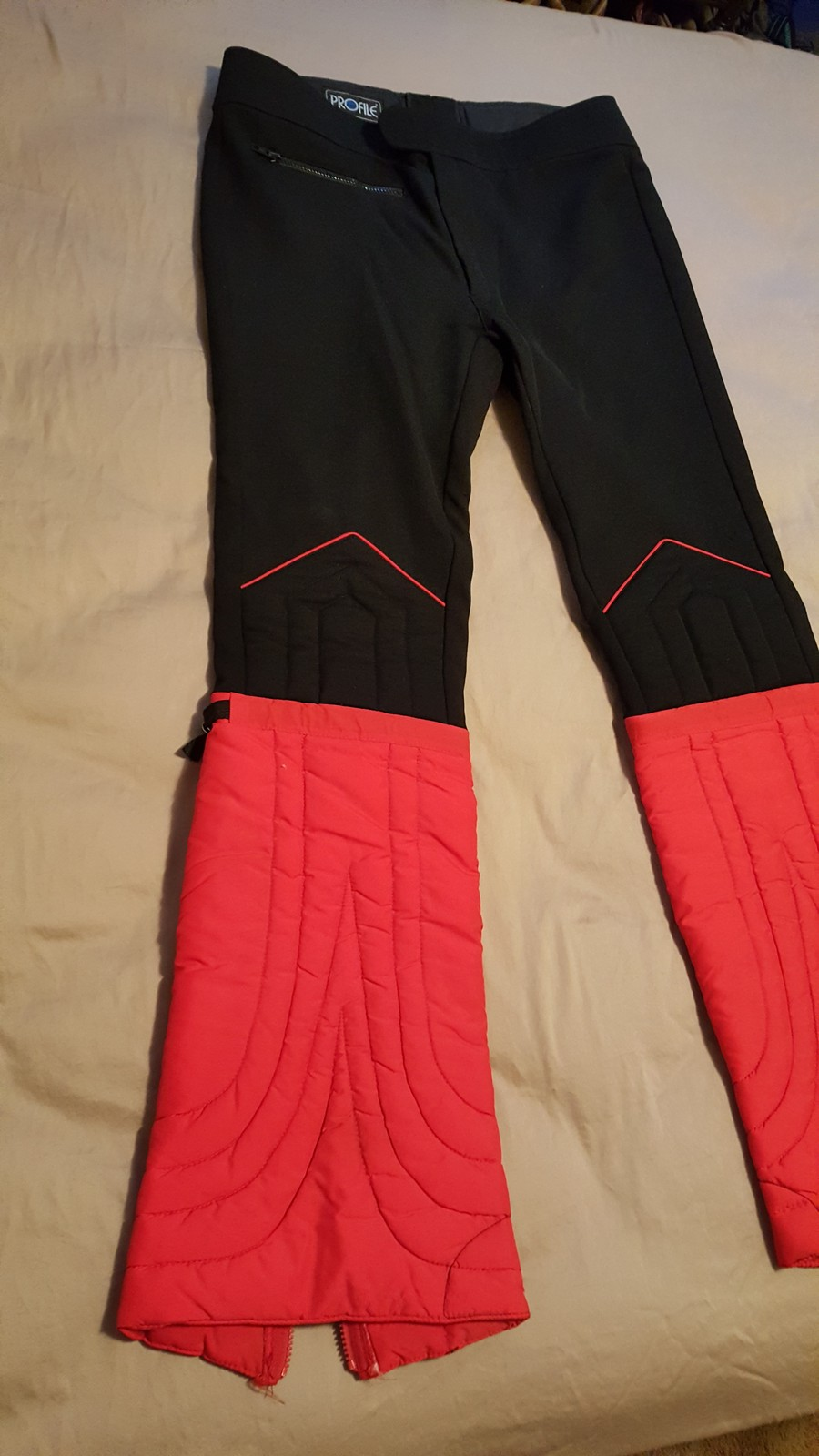 Mens Snowboard Snow Ski Pants Sz 40 Tall