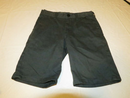 Hurley Boy's Youth shorts 881040-g36 Charcoal 7 adj wst school surf skat... - $24.17