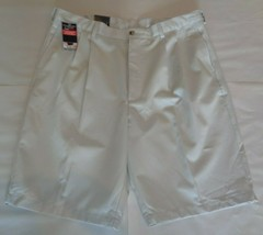 Roundtree & Yorke Size 46 Tall EXPANDER WAISTBAND String Pleated New Men... - $37.25