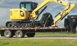 2016 CAT 308E2 CR SB For Sale In Bluffton, Alberta Canada T0C 0M0 image 1