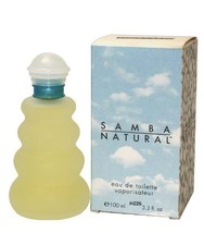 Samba natural by Perfumer's Workshop for Women - 3.3 Ounce EDT Spray
