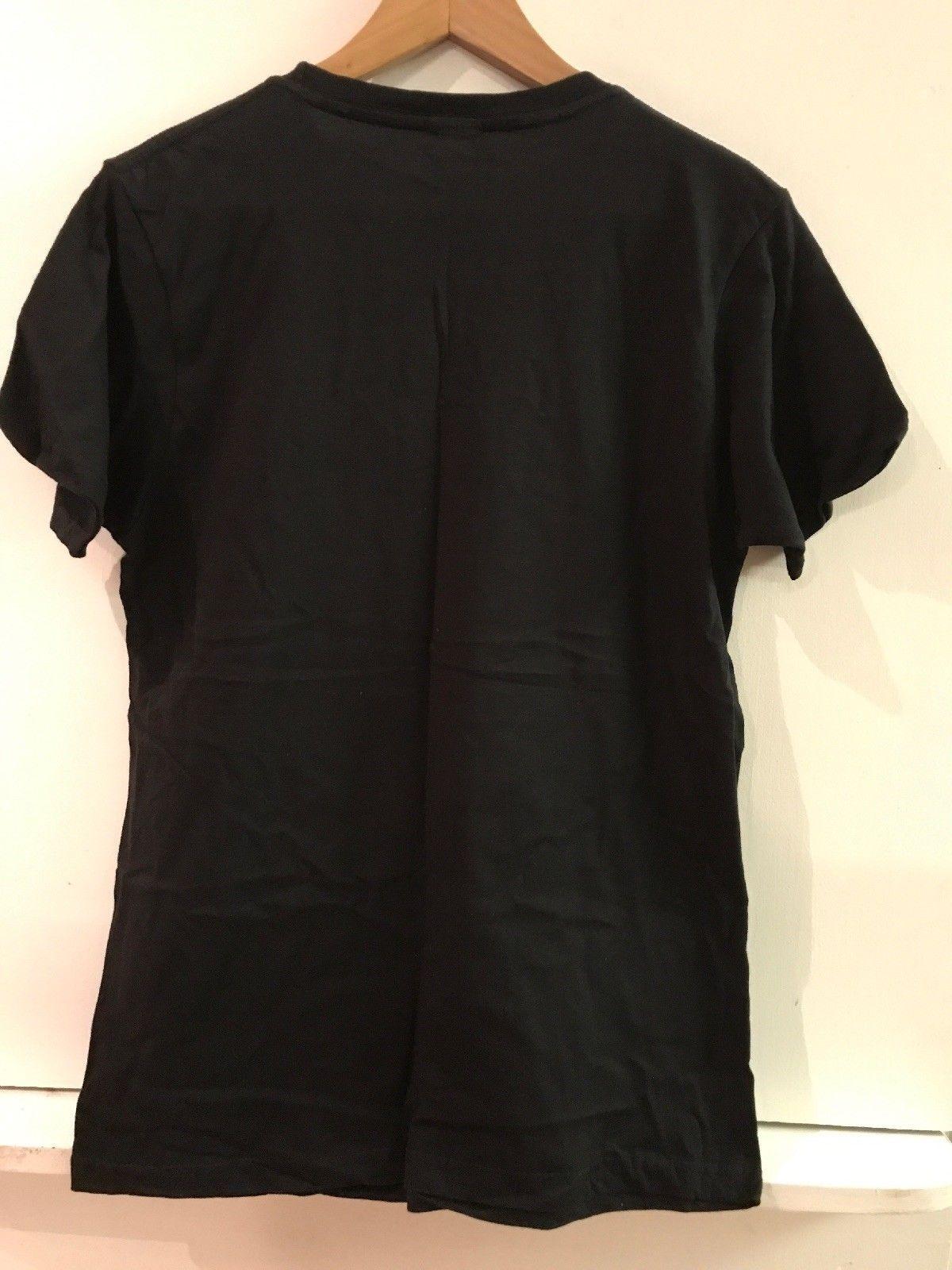 Dr. Who Tardis Black Ripple Junction Small T-Shirt