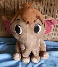 """Disney Store Hathi Jr. Plush The Jungle Book 9"""" Furrytale Friends Collec... - $9.59"""