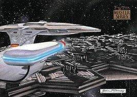 1994 Skybox Star Trek Master Series #S1 Argus Array Dealer Promo M/NM - $4.89