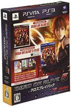 Psvita Dead or Alive 5 Cross Play Pack(japan Import) [video game] - $76.02